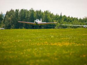 Liberec chce darovat kraji pro záchranku část pozemků na letišti. Opozice je proti
