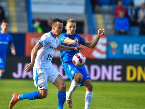 Slovan podlehl doma Baníku, klíčovým momentem byla červená domácího Tiéhiho