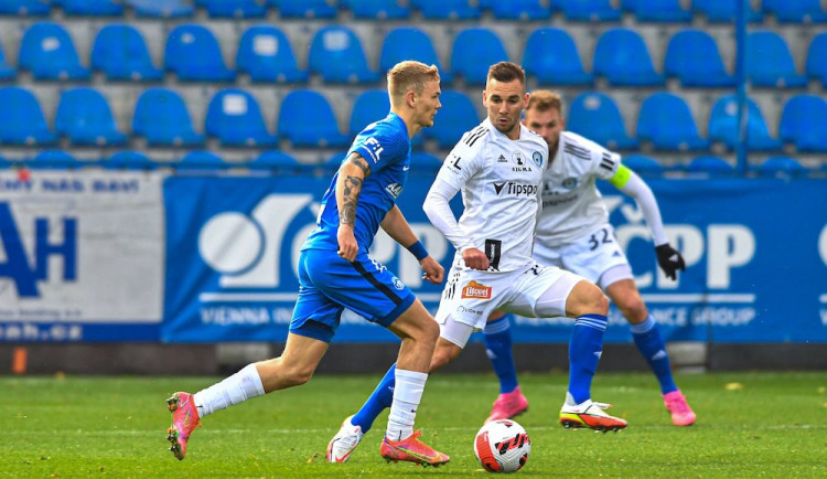 Výhra a čisté konto navíc. Slovan U Nisy přemohl Sigmu 2:0