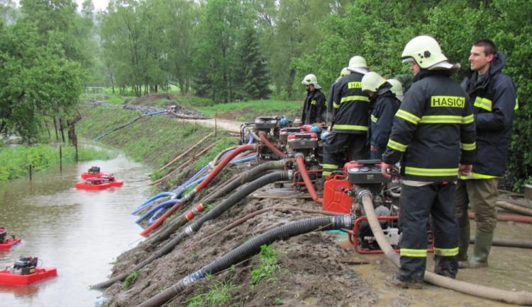 Povodeň v Libereckém kraji 2013