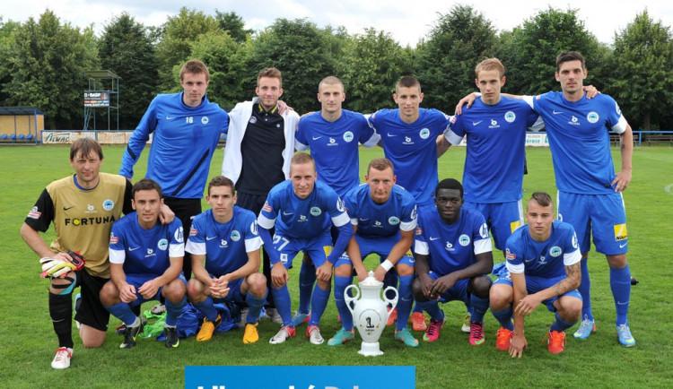Slovan vyhrál turnaj v Dubí