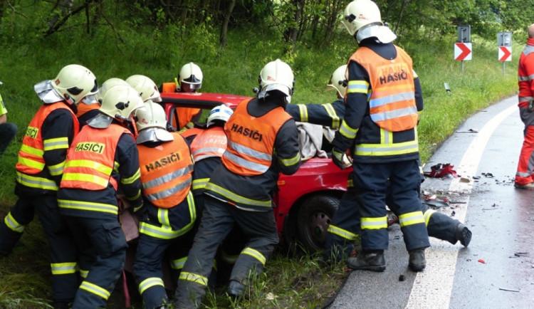 Tragická nehoda u Rynoltic