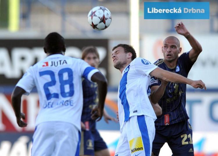 Slovan začal ligu vítězstvím v Olomouci