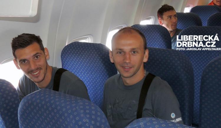 Slovan odletěl do Itálie