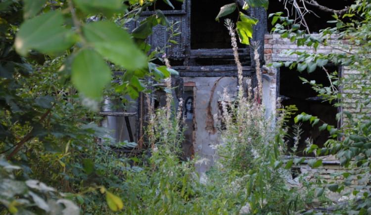 Z hospody Kůlna je dnes ruina