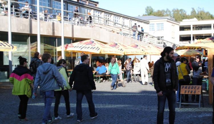 Liberecká univerzita slavila šedesátku