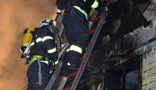 Třetí letošní požár v ulici Na Svahu