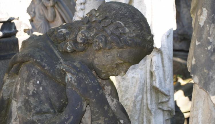 Hübnerova hrobka se dočká rekonstrukce