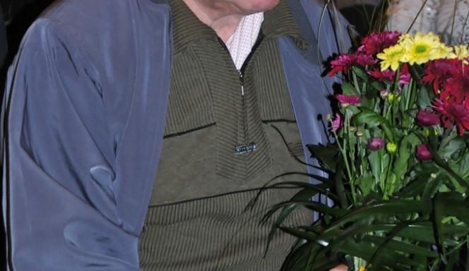 Miloslav Nevrlý oslavil kulaté osmdesáté narozeniny