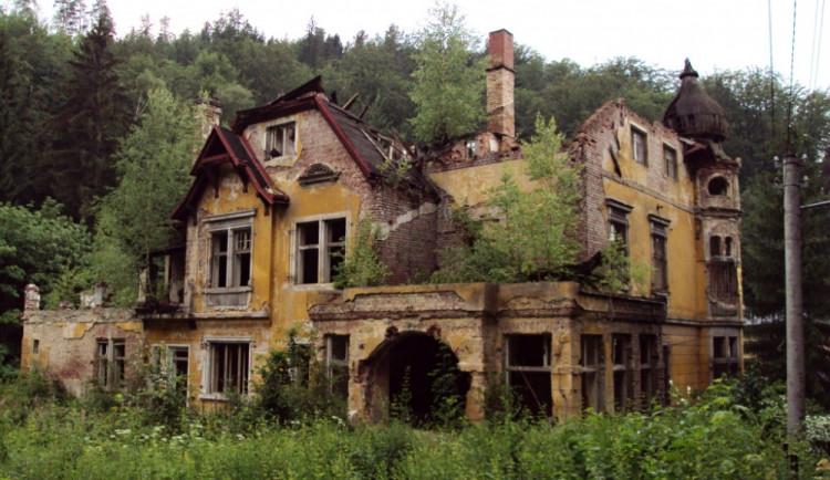 Salomonova vila už není