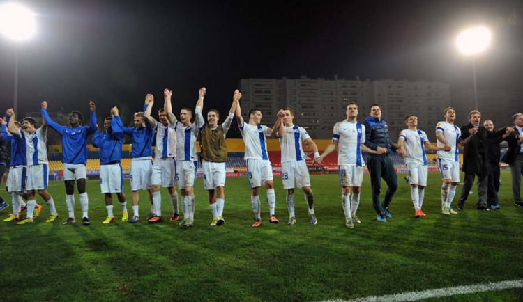 Slovan si poradil s Estorilem. Evropskou ligu si zahraje i na jaře