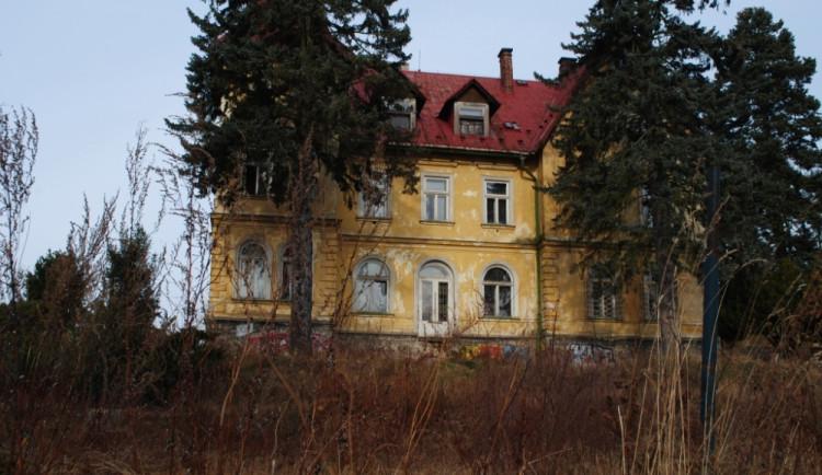 Zámecký vrch - luxusní bydlení v Liberci? To nedopadlo
