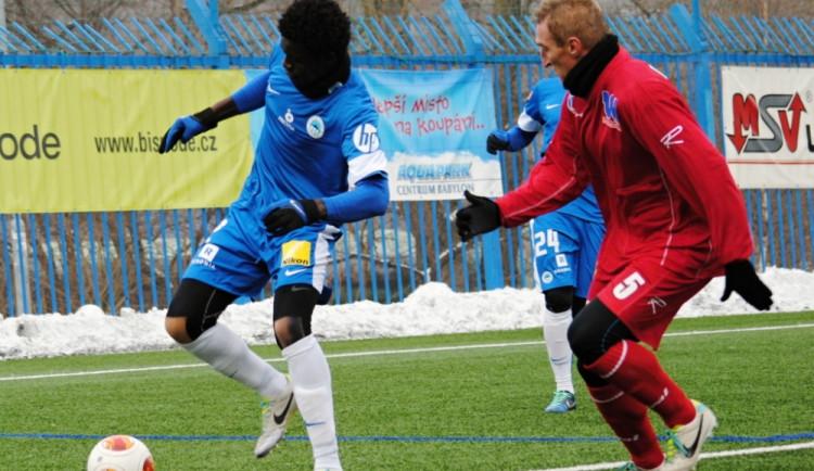 Slovan zdolal Ústí 2:1