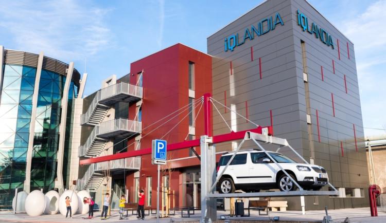 Hotovo! Liberecká iQLandia se otevírá veřejnosti