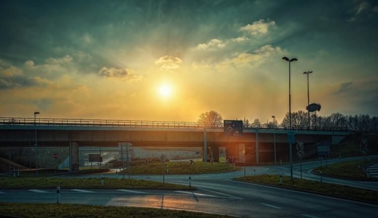 Liberec bez života na fotografiích Jana Mocňáka