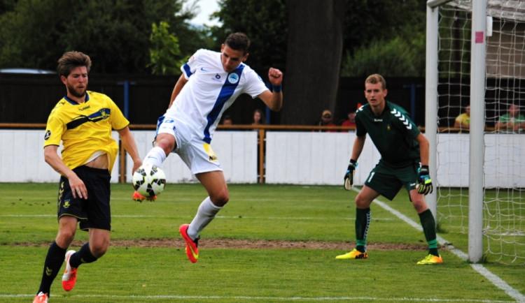 Slovan hrál zápasy s Bohemkou a s Brondby Kodaň.