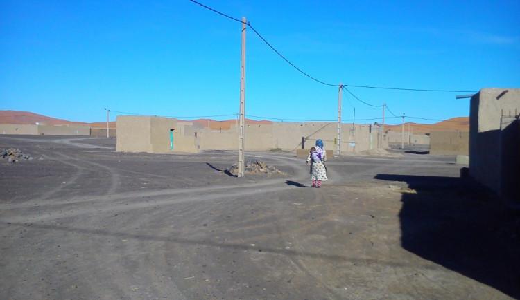 U Berberů doma