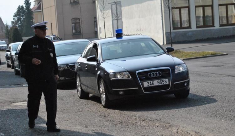 Miloš Zeman zahájil návštěvu Libereckého kraje