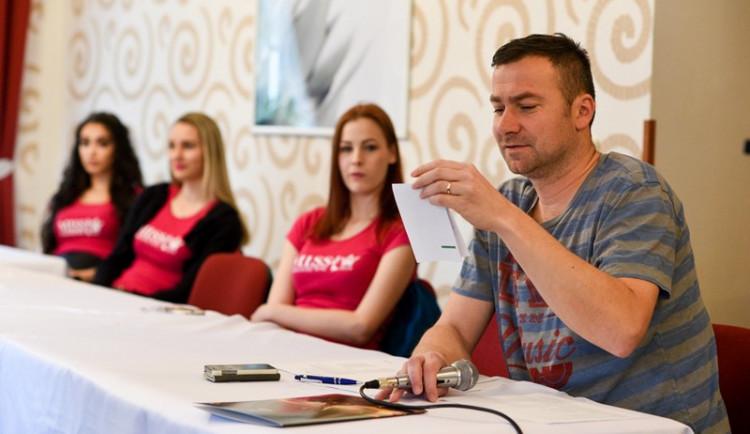 V Novém Boru proběhlo třídenní soustředění finalistek