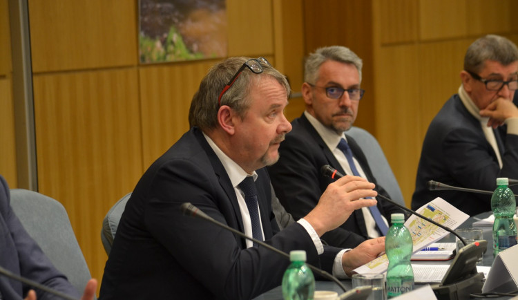Výjezdní zasedání vlády v Libereckém kraji