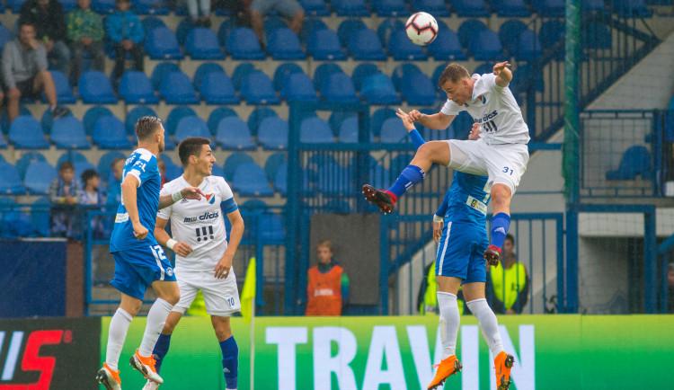 Slovan remizoval s Baníkem
