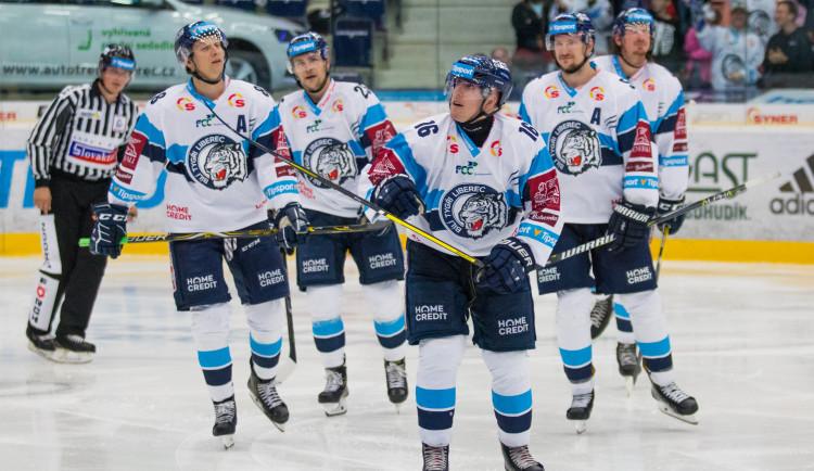 Zápas Bílí tygři Liberec proti BK Mladá Boleslav