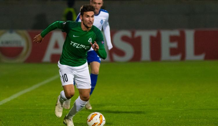 Zápas FK Jablonec s Dynamo Kyjev
