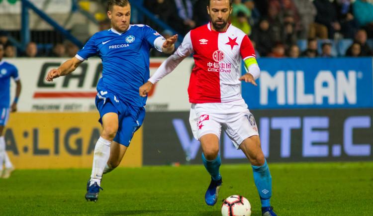 Slovan - Slavia (21. října 2018)