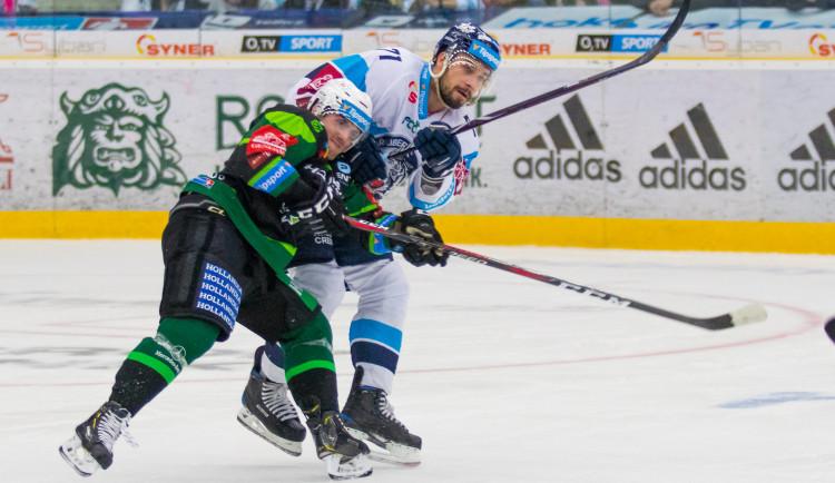 Zápas Bílí Tygři Liberec x HC Energie Karlovy Vary (18.11. 2018)