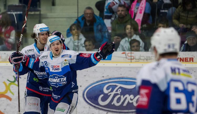 Bílí Tygři dnes Brno neporazili, zápas skončil 3:2