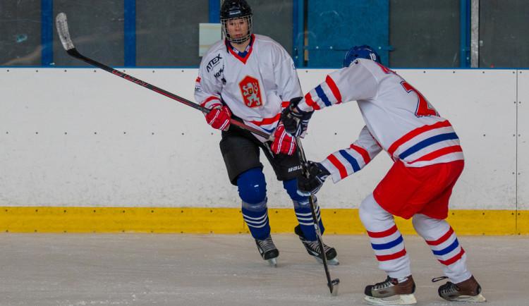 Sdruženáři poměřili síly s biatlonisty v hokeji