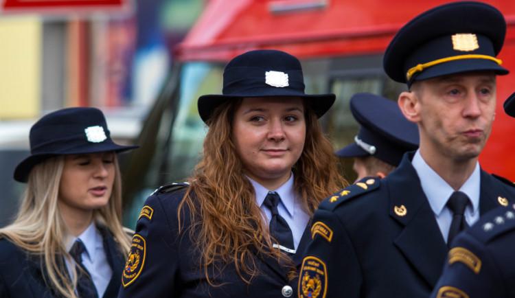 V Liberci oslavili hasiči 110 své základny