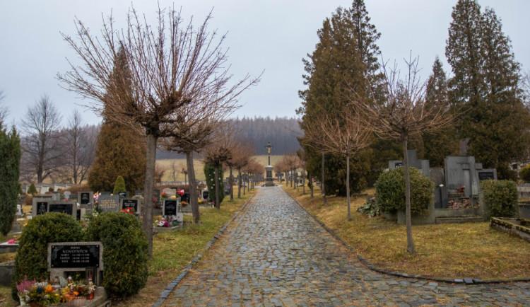 Hejnický hřbitov nabízí hroby k adopci a zájem je nemalý