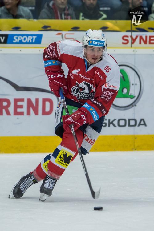 Tygři porazili Pardubice 5:2