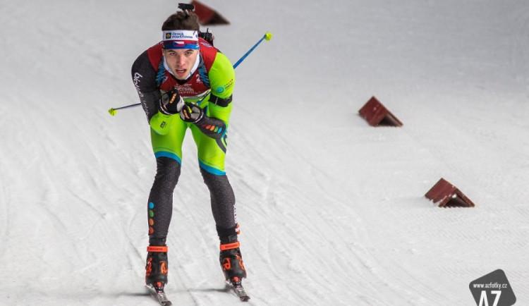 Český pohár dal biatlonistům v Jablonci pořádně zabrat