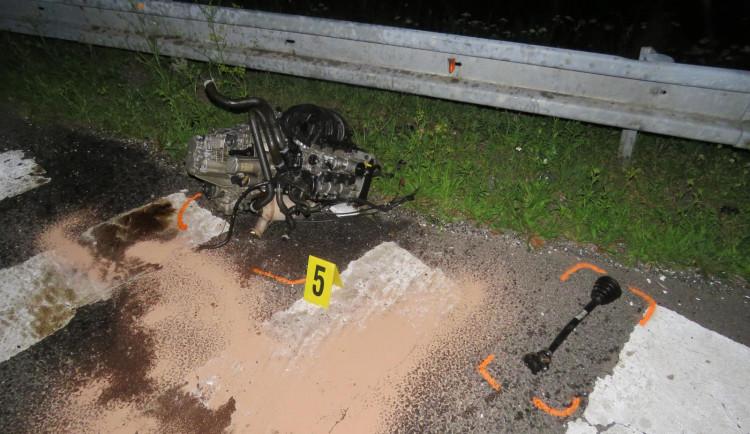 Nehoda u Rádla