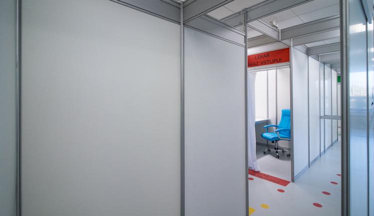 Očkovací centrum Liberec